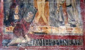 Read more about the article La Cripta dell'Abate Epifanio