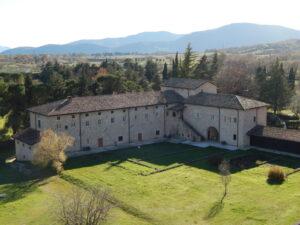 Read more about the article Il Palazzo Abbaziale