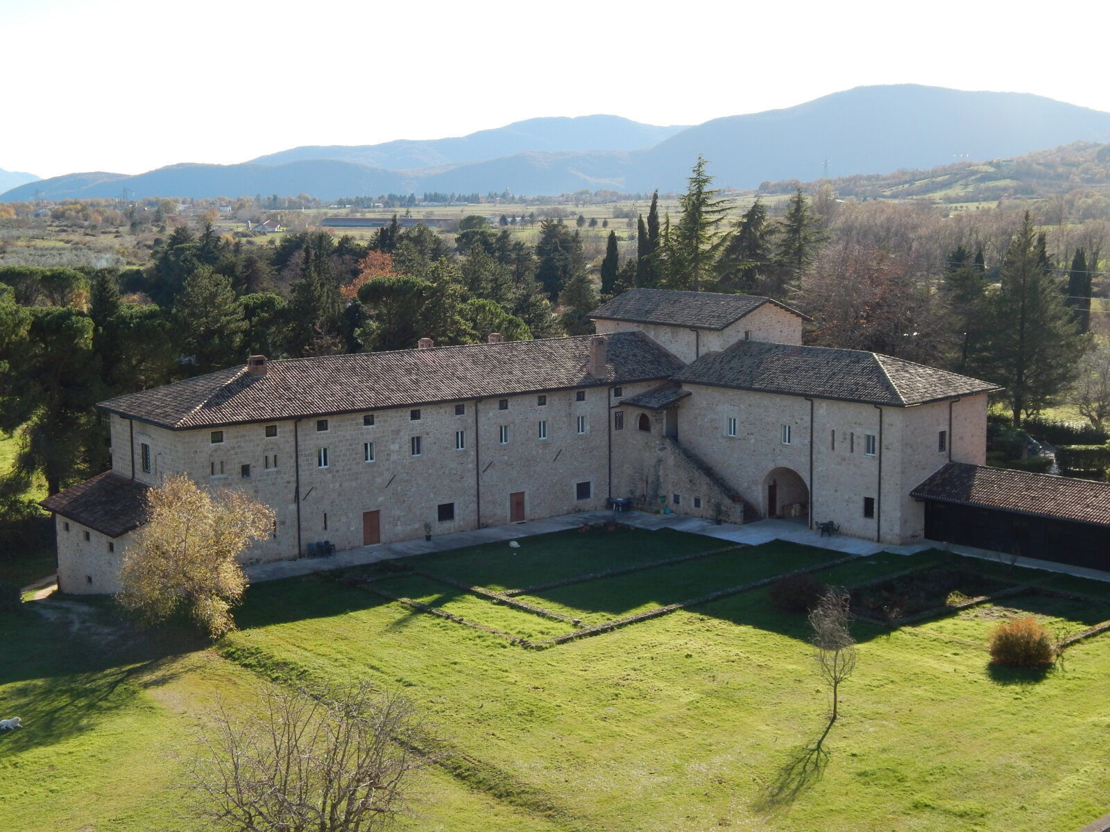 You are currently viewing Il Palazzo Abbaziale